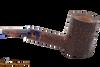 Savinelli Fantasia Brown 311 Tobacco Pipe - Rustic Right Side