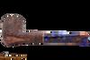 Savinelli Fantasia Brown 409 Tobacco Pipe - Rustic Bottom