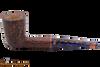 Savinelli Fantasia Brown 409 Tobacco Pipe - Rustic