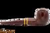 Savinelli Regimental Bordeaux 207 Tobacco Pipe - Smooth Right Side