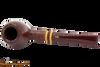 Savinelli Regimental Bordeaux 207 Tobacco Pipe - Smooth Top