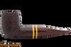 Savinelli Regimental Brown 101 Tobacco Pipe - Rustic