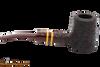 Savinelli Regimental Brown 310 Tobacco Pipe - Rustic Right Side