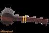 Savinelli Regimental Brown 310 Tobacco Pipe - Rustic Bottom