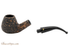 Peterson Aran B11 Bandless Rustic Tobacco Pipe Apart