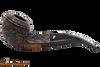 Peterson Aran 80S Bandless Rustic Tobacco Pipe