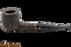 Peterson Aran 606 Bandless Rustic Tobacco Pipe