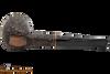 Peterson Aran 606 Bandless Rustic Tobacco Pipe Bottom