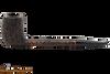 Peterson Aran 264 Bandless Rustic Tobacco Pipe