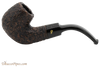 Peterson Aran 221 Bandless Rustic Tobacco Pipe