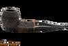 Peterson Aran 150 Bandless Rustic Tobacco Pipe