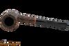 Peterson Aran 120 Bandless Rustic Tobacco Pipe Top