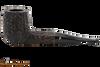 Peterson Aran 107 Bandless Rustic Tobacco Pipe