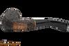 Peterson Aran 01 Bandless Rustic Tobacco Pipe Bottom