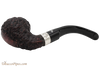 Peterson Sherlock Holmes Lestrade Rustic Tobacco Pipe PLIP Bottom