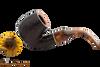 Savinelli Tortuga Rustic 614 Tobacco Pipe Cap