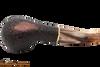 Savinelli Roma Rustic 320 Lucite Stem Tobacco Pipe Bottom