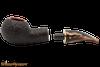Savinelli Roma Rustic 320 Lucite Stem Tobacco Pipe Apart