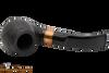 Rattray's Distillery 107 Sandblast Black Tobacco Pipe Top