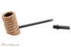 Eltang Basic Natural Rustic Tobacco Pipe Apart