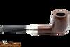 Peterson Walnut Spigot 106 Tobacco Pipe Fishtail Right Side