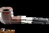 Peterson Walnut Spigot 106 Tobacco Pipe Fishtail Apart