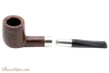 Peterson Walnut Spigot X105 Tobacco Pipe Fishtail Apart