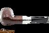 Peterson Walnut Spigot X105 Tobacco Pipe Fishtail Bottom