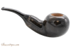 Chacom Reverse Calabash Grey Tobacco Pipe Right Side