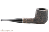 Peterson Dublin Filter 107 Rustic Tobacco Pipe Fishtail Right Side