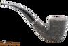 Peterson Dublin Filter B10 Rustic Tobacco Pipe Fishtail Right Side