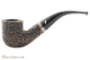 Peterson Dublin Filter 01 Rustic Tobacco Pipe Fishtail