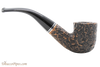 Peterson Dublin Filter 01 Rustic Tobacco Pipe Fishtail Right Side