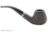 Peterson Dublin Filter B11 Rustic Tobacco Pipe Fishtail Right Side