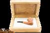 Castello Collection Great Line Fiammata Tobacco Pipe 9696 Open