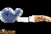 Vauen Azzuro 1577 Tobacco Pipe Apart