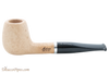 Molina Barasso Unfinished Sandblast 110 Tobacco Pipe