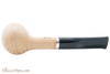 Molina Barasso Unfinished Sandblast 110 Tobacco Pipe Bottom