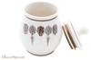Savinelli Ceramic Tobacco Jar - Tabac Open