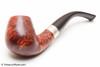 Peterson Aran 68 Tobacco Pipe Fishtail Left Side