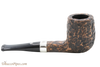 Peterson Short 264 Rustic Tobacco Pipe Fishtail Right Side