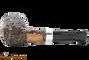 Peterson Short 264 Rustic Tobacco Pipe Fishtail Bottom