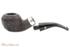 Peterson Short 999 Rustic Tobacco Pipe Fishtail Apart