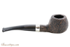 Peterson Short 406 Rustic Tobacco Pipe Fishtail Right Side