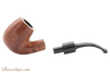 Tsuge E-Star Nine 66 Smooth Tobacco Pipe Apart
