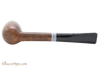 The French Pipe 7 Smooth Tobacco Pipe Bottom