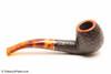 Savinelli Tortuga Rustic 626 Tobacco Pipe Right Side