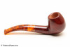 Savinelli Tortuga Smooth Briar 626 Tobacco Pipe Right Side