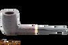 Savinelli New Oscar 128 Rustic Brown Tobacco Pipe
