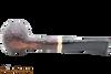 Savinelli New Oscar 128 Rustic Brown Tobacco Pipe Bottom